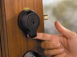 Garage Door Lock Pickering